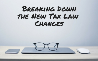 Why the New Tax Bill Means You Should Own a Small Business – Part 1